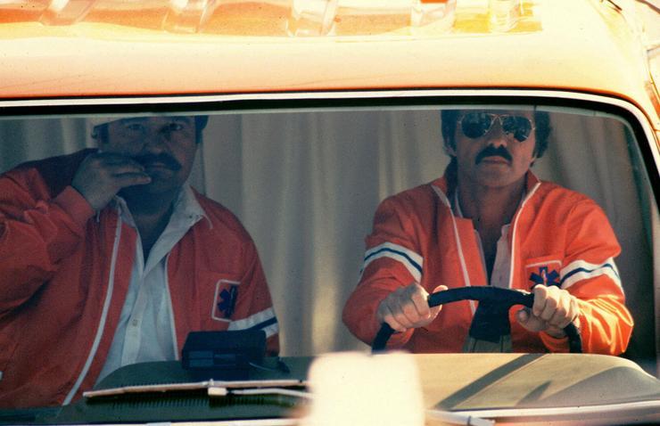 1981-  Ágyúgolyó futam /Fotó: Northfoto