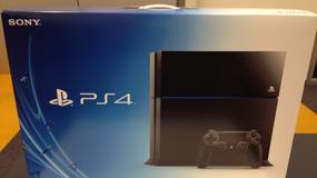 PlayStation 4 - recenzja bardzo dobrej konsoli z niewielką ilością gier...