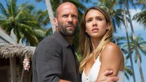 """Jessica Alba i Jason Statham na pierwszym zdjęciu z filmu """"Mechanic: Resurrection"""""""