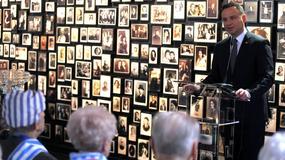 Obóz Auschwitz-Birkenau: ceremonia 71. rocznicy wyzwolenia