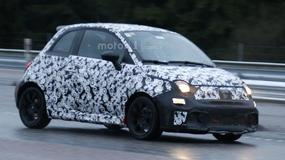 Nowy Fiat 500 Abarth coraz bliżej