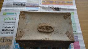Wałbrzych: mieszkaniec wykopał w ogródku skrzynię z bronią i amunicją