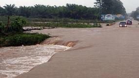 Tragiczna powódź w Ameryce Środkowej