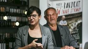 Marek Kondrat i jego żona Antonina pierwszy raz publicznie razem
