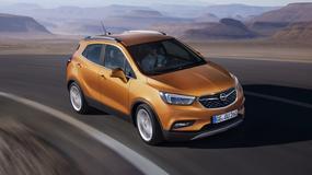 Opel Mokka X - Mokka bardziej aromatyczna