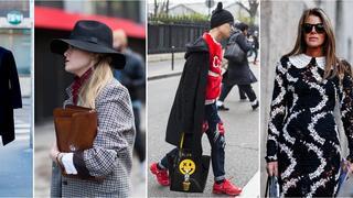 Street style na męskich tygodniach mody