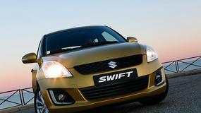 Nowy Suzuki Swift - polskie ceny i wyposażenie