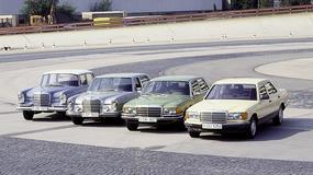 40 lat Mercedesa W116: klasa sama w sobie