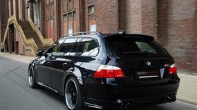 BMW M5 kombi – spóźniony tuning