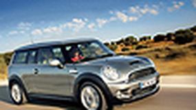 Mini Cooper S Clubman - Nie takie Mini