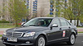 Mercedes C 220 CDI - Znów wysokie C?