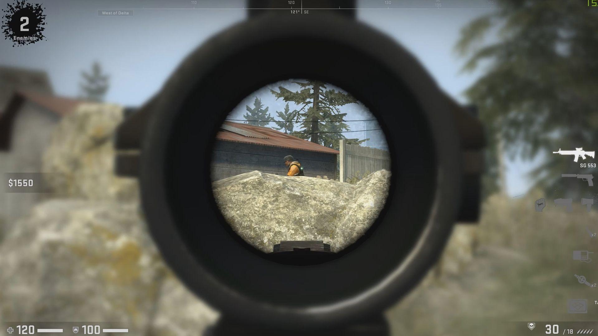 Koniec koncov ale Counter Strike stále ponúka len ťažko prekonateľný zážitok z intenzívnej prestrelky.