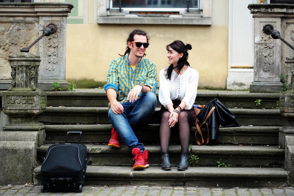 Fashion Diary Krysia i Maciek - studenci z Gdańska