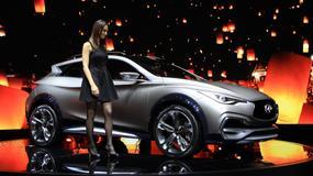 Pierwsze Infiniti QX30 w Europie sprzedane w... Polsce