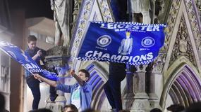 Leicester City mistrzem po remisie Tottenhamu