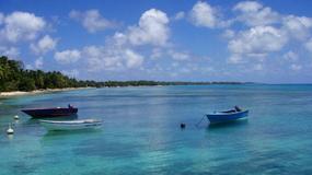 Tuvalu - zagrożony raj