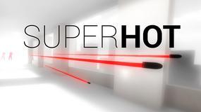 SUPERHOT - recenzja. Portal z pistoletami