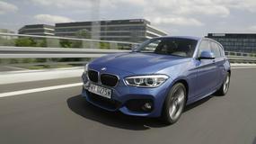 Szybkie bardziej z wyglądu - BMW 118i M Sport