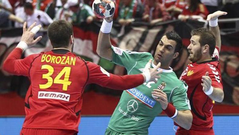 Dzsamali volt a magyar csapat egyik legjobbja /Fotó: MTI-Kovács Anikó