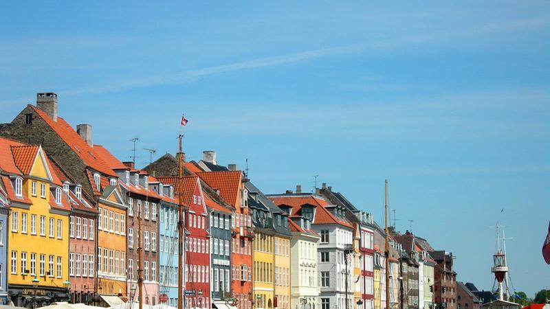 Kopenhaga, Nyhavn