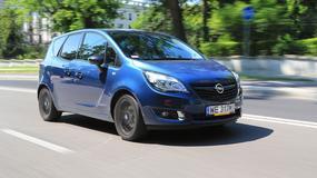 Opel Meriva 1.4 Turbo LPG - dwa razy taniej niż na benzynie