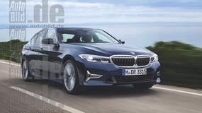 """Nowe BMW serii 3 - """"trójka"""" będzie jak mała """"piątka"""""""