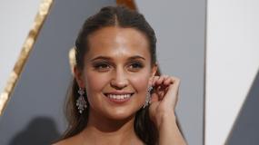 Alicia Vikander nową Lara Croft. Aktorka zastąpi Angelinę Jolie