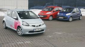 8 najoszczędniejszych aut miejskich