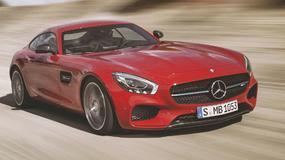 Mercedes AMG GT - Oto rywal godny Porsche
