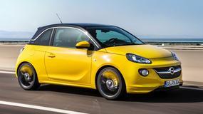 Opel ADAM ze skrzynią biegów Easytronic 3.0