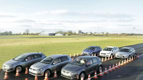 Focus kontra cee'd, Astra, Megane, Leon i Golf: porównanie sześciu aut kompaktowych