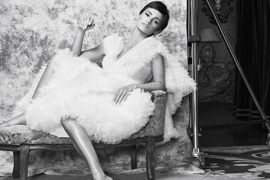 Penelope Cruz w hiszpańskim Vogue'u