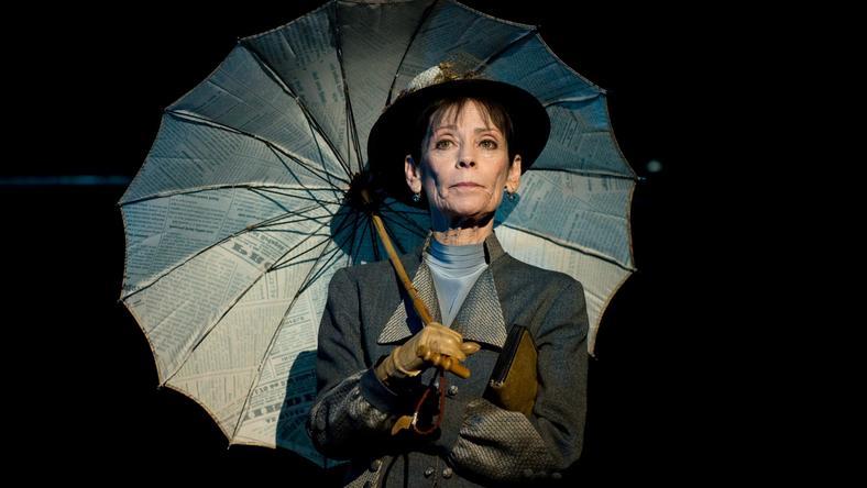 Venczel Vera egy ideig nem állhat színpadon /Fotó: MTI-Kollányi Péter