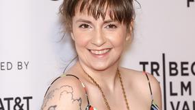 Niepokorna Lena Dunham na festiwalu Tribeca