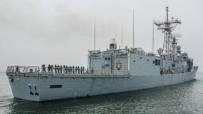 """Polscy marynarze za kołem podbiegunowym - w drodze na manewry """"Cold Response 2014"""""""