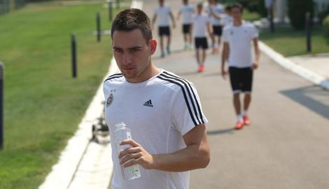 Trener Teleoptika o tome kako se Živković ponaša u kazni: Prvi je na treningu