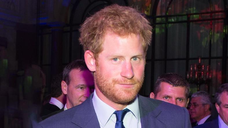 Harry ritkán elegáns, újabban nagyon lelakottan néz ki / Foto: Profimedia-Reddot