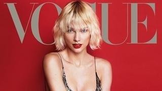 Taylor Swift w nowej fryzurze