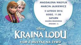 """Spotkanie fanów """"Krainy lodu"""" w Krakowie"""