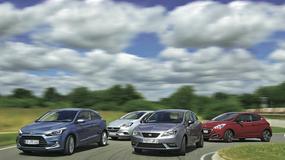 Mają swoje zalety - Hyundai i20 kontra Opel Corsa, Seat Ibiza i Peugeot 208