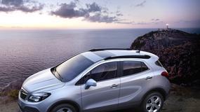 Mokka – Oto mały SUV Opla