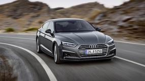 Nowe Audi A5 od 159 900 zł, S5 prawie dwukrotnie droższe