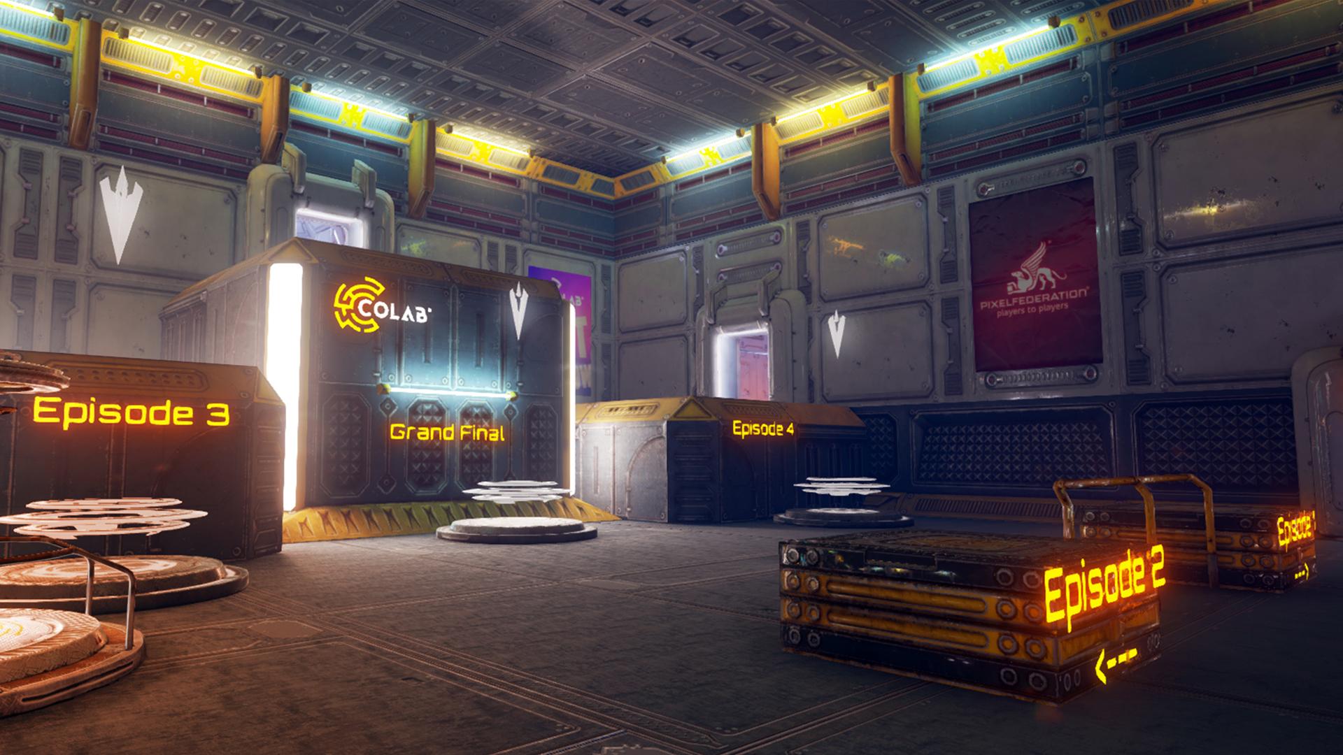 Pixel Federation vytvorilo VR titul s názvom CoLab. Ďalej však týmto smerom nepokračovalo.