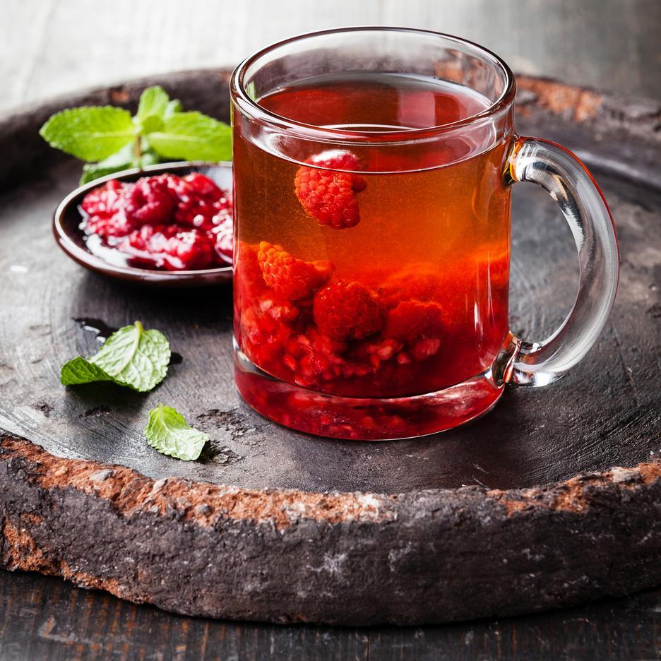 Herbata z owocami