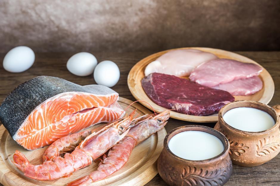 """Produkty wysokobiałkowe w diecie """"ujemnych"""" kalorii"""