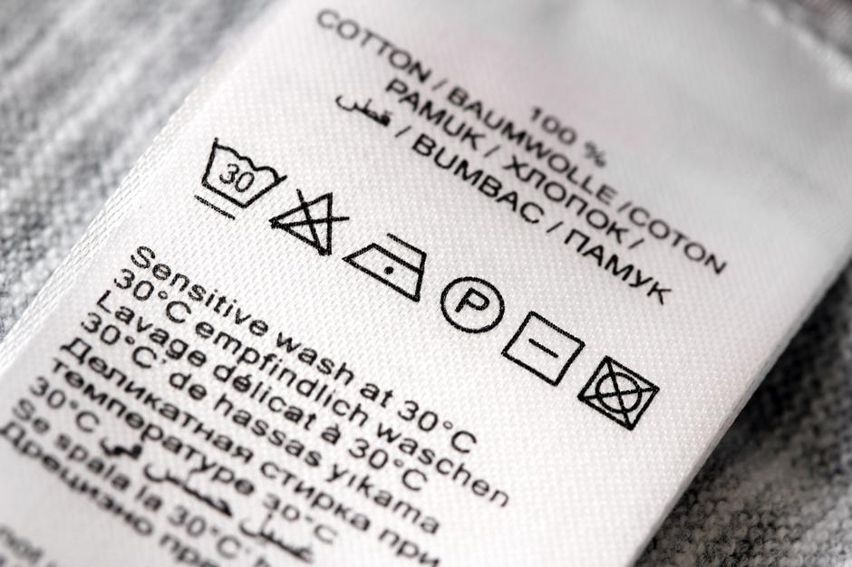 Pielęgnacja ubrań podczas prania