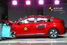 Hyundai Ioniq. 64 km/h