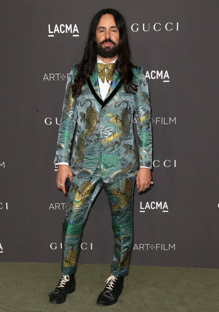 Alessandro Michele wzmocnił DNA marki Gucci