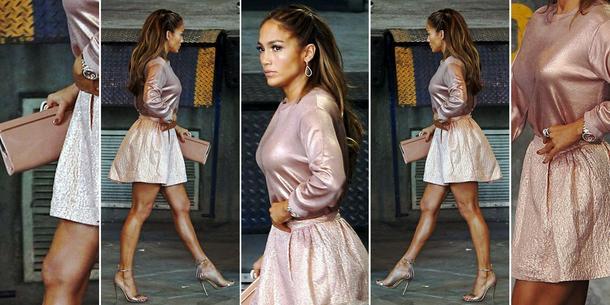 Best Look: Jennifer Lopez w Kate Spade