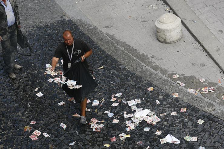 2012-07-30 Bruce Willis Forgatas